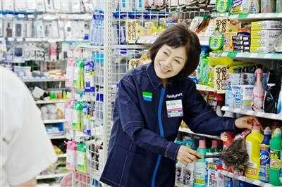ファミリーマート 中村橋駅西店 <中高年特集>のアルバイト情報