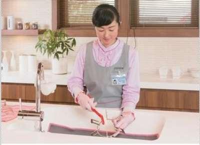 クリーンスペース株式会社(ダスキン西都賀) 10103156のアルバイト情報