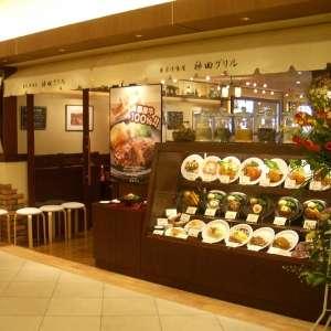 神田グリル大井町のアルバイト情報