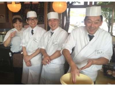 廻鮮 丸寿司 関屋店のアルバイト情報