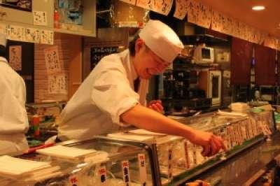 立喰いすし将軍 広島三川町店のアルバイト情報