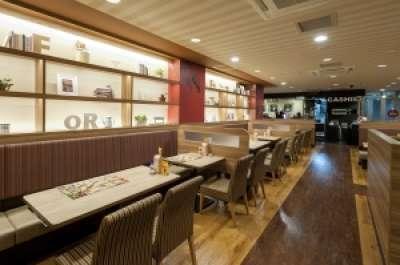ガスト 鳥取北店のアルバイト情報
