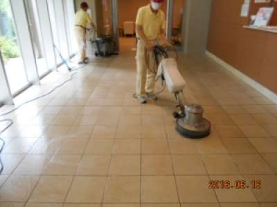 定期清掃班のアルバイト情報