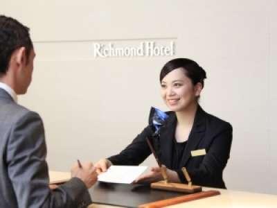 リッチモンドホテル福島駅前のアルバイト情報