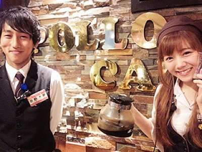 APOLLO Cafeのアルバイト情報