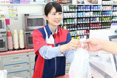 サンクス 横浜コットンハーバー店のアルバイト情報