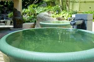 癒しの空間!!天然温泉「延羽の湯」が4月中旬open!