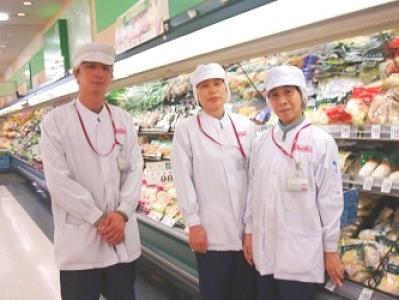 マックスバリュ サンリバー店 農産部門のアルバイト情報