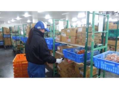 吉川運輸株式会社 仙台DCのアルバイト情報