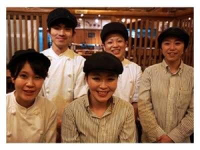 ガーデンレストラン サララのアルバイト情報