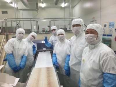 ジャパンフレッシュ尼崎工場(ケーキ)のアルバイト情報