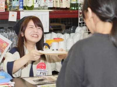 コロッケ倶楽部 トリアス久山店のアルバイト情報