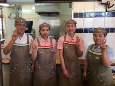 モスバーガー 長岡古正寺店のアルバイト情報
