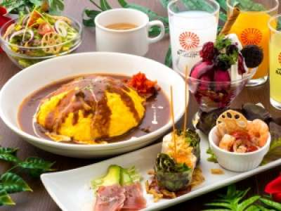 バリ風カフェレストラン ベビーフェイスプラネッツ 新潟フレスポ赤道店のアルバイト情報