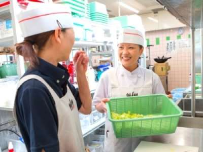 餃子の王将 飯塚川津店のアルバイト情報