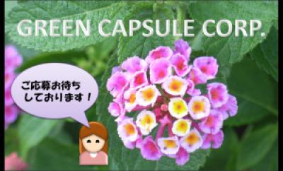 グリーンカプセルコーポレーションのアルバイト情報