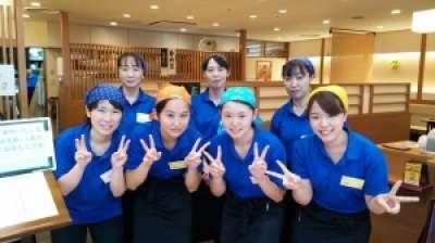 米久 満点食堂桑園イオン店のアルバイト情報