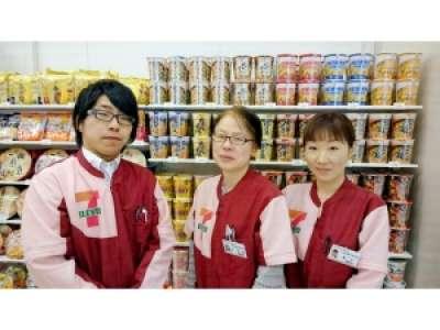 セブンイレブン二本松藤太郎店のアルバイト情報
