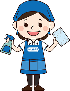 ヒュウマップクリーンサービス ダイナム中野店のアルバイト情報