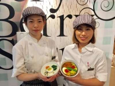 ベリーベリースープ 新潟万代シティ店のアルバイト情報