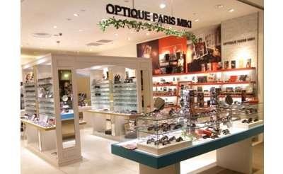 OPTIQUE PARIS MIKI シンフォニープラザ沼館店のアルバイト情報