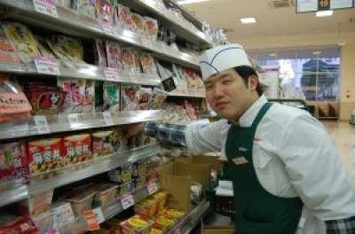 ホームセンターバロー 池田店/早朝補充のアルバイト情報