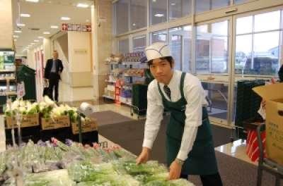 スーパーマーケットバロー こぶし通り店/農産のアルバイト情報