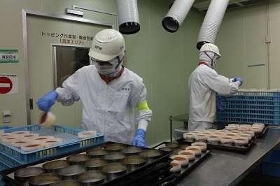 竜ヶ崎フードワークス株式会社(日本製粉グループ)のアルバイト情報