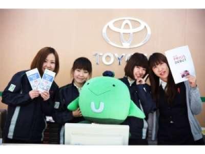 株式会社トヨタレンタリース 松本店のアルバイト情報