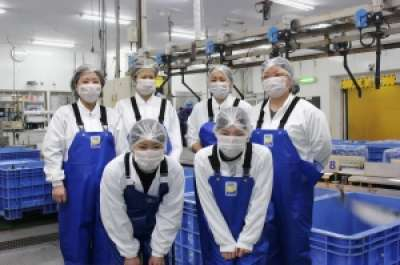 森松水産冷凍株式会社のアルバイト情報