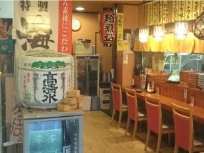 元気海鮮 朝日食堂のアルバイト情報