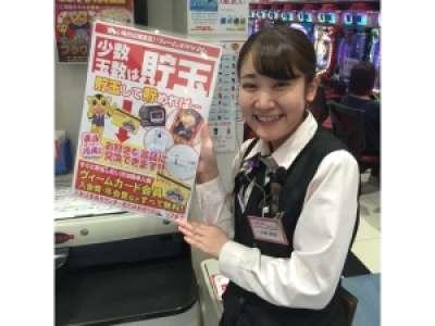 ヴィームスタジアム 長岡川崎店のアルバイト情報