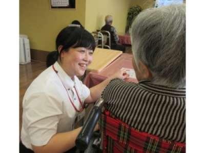 介護付有料老人ホーム ラ・ナシカちののアルバイト情報