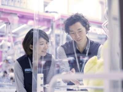 セガワールド福島のアルバイト情報