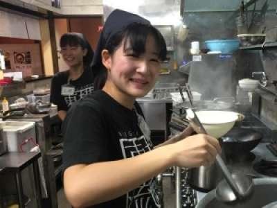 ラーメン東横 愛宕店のアルバイト情報