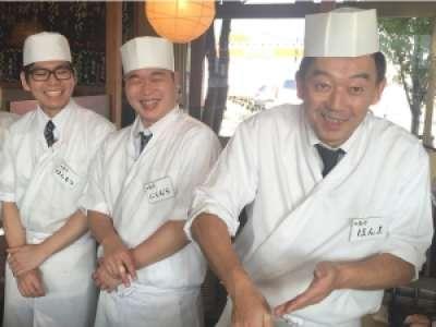 廻鮮 丸寿司 石山店のアルバイト情報