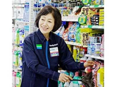 Family Mart 岡谷塚間町店のアルバイト情報