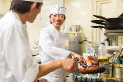 立川病院内レストランのアルバイト情報