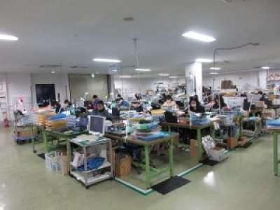 コアスタッフ株式会社 長野物流センターのアルバイト情報