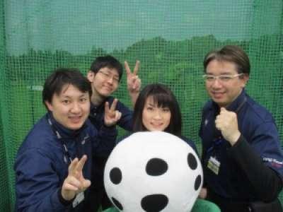 ゴルフパートナー ヴィクトリアゴルフ ゆめタウン博多店のアルバイト情報