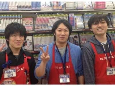 ビデオ1 長岡要町店のアルバイト情報
