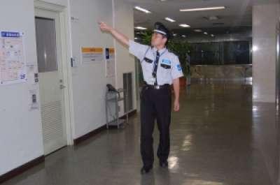 一流衛生用品メーカーのオフィスビルでの施設警備のアルバイト・バイト・パート求人情報詳細