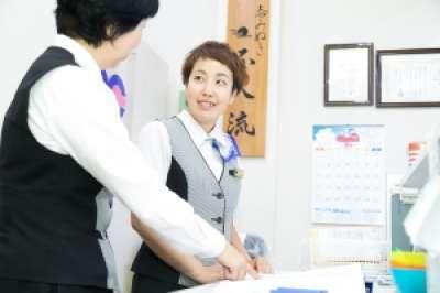 ノムラクリーニング「クリーニング・みかさ」コープ竜田川店(受付)のアルバイト情報