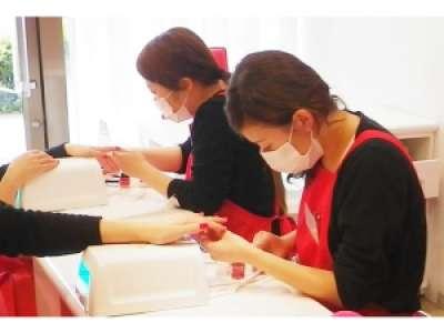 ネイルサロン ピュアネイル イオンモール松本店のアルバイト情報