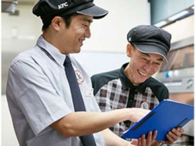 ケンタッキーフライドチキン 富山インター店のアルバイト情報
