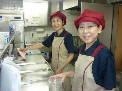 そんぽの家上飯田 キレイなキッチンで働きませんか?