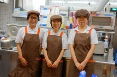 株式会社シーケーフーヅ (そんぽの家S 植田西)のアルバイト情報
