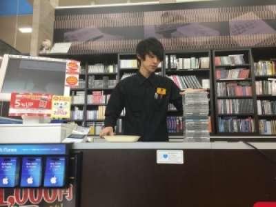 TSUTAYA 福島南店のアルバイト情報