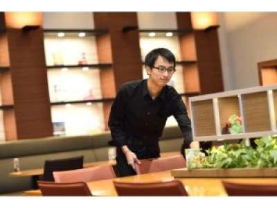 バリスタカフェ 上越国府店のアルバイト情報