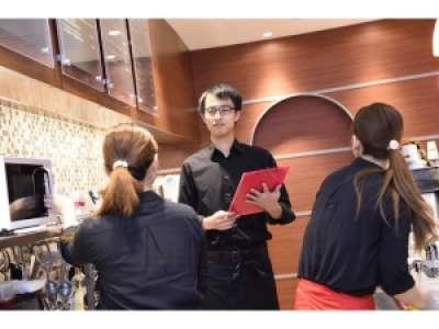 バリスタカフェ 三条店のアルバイト情報